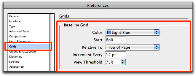 Adobe InDesign: Baseline Alignment Across Columns – Rocky