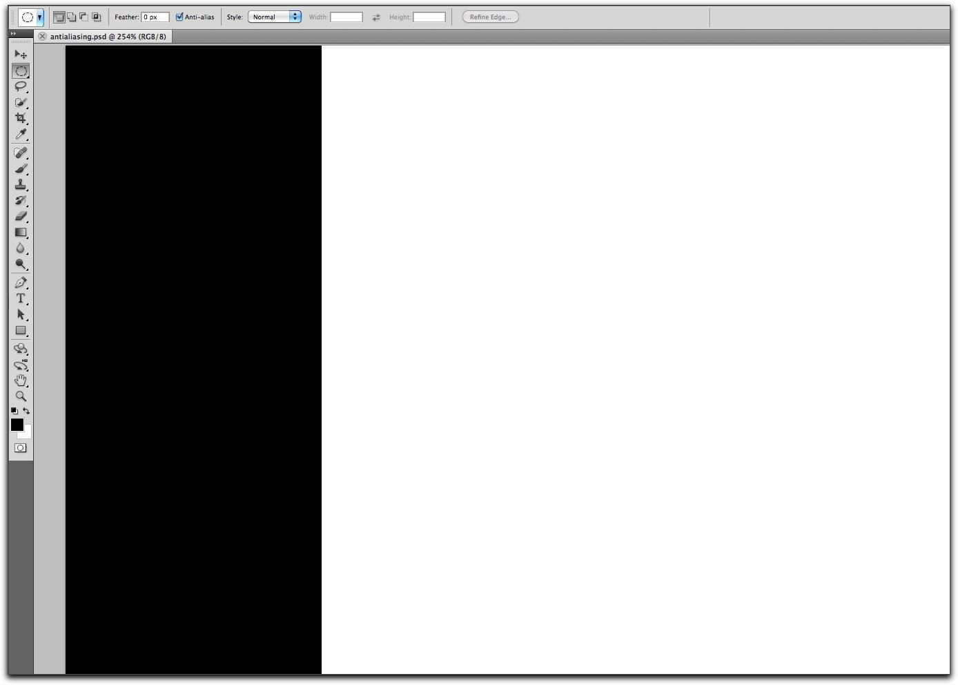 Adobe Photoshop: Original Image